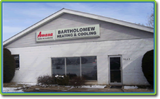Visit Bartholomew Heating & Cooling's Office in Kalamazoo, MI