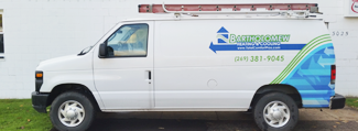 Bartholomew Heating & Cooling has service trucks ready for your home's AC replacement in Kalamazoo MI.
