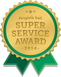 KALAMAZOO/PORTAGE heating & air conditioning/hvac Angie's List 2014 Super Service Award Winner