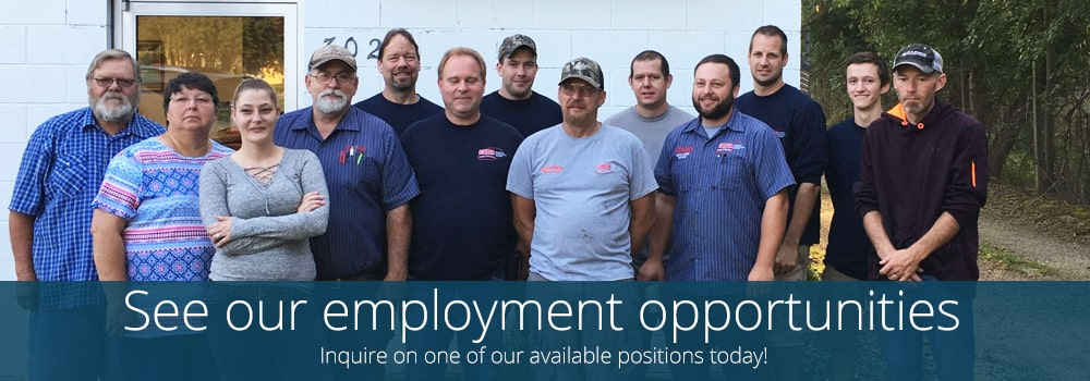 For Employment opportunities in Furnace with Bartholomew Heating and Cooling, call us today!